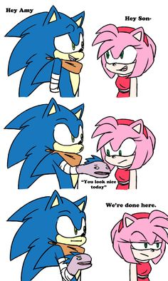 Sonic's new hobby. by ProBOOM on DeviantArt