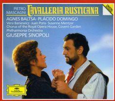 Agnes Baltsa - Mascagni: Cavalleria Rusticana