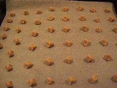 FANTASTISKE pebernødder a la Lagkagehuset……….