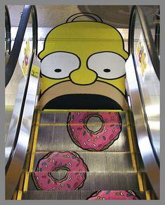 Ação dos Simpsons