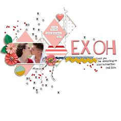 EX OH by EllenT using products from the Lilypad