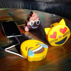 Emoji Powerbanks