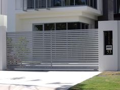 modern driveway gates - Google Search More