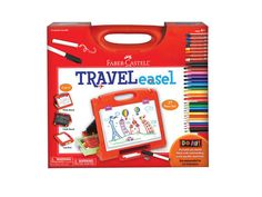 Arts-and-crafts carry-on | Toys to entertain your child on a long flight
