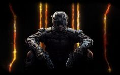 Preview wallpaper call of duty, black ops 3, activision publishing