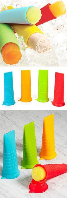 Push pop molds! #product_design