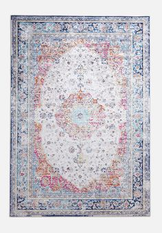Drawing inspiration from Persian opulence and elegance, this rug will warm your space up while bringing a timeless style too. An intricate design in the centre is coolly framed by detailed patterns. Mat Online, Rugs Online, Hertex Fabrics, Rugs And Mats, Space Up, Yellow Rug, Buy Rugs, Vintage Colors, Timeless Fashion