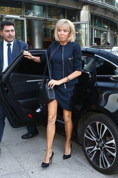 Brigitte Macron : un style qui va secouer la fonction de Première Dame