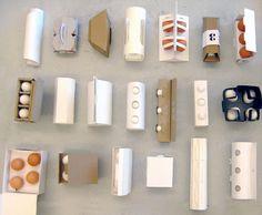 egg box - packaging design