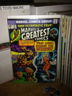 MARVEL'S GREATEST COMICS #49 MARVEL COMICS