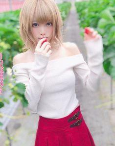 Kawaii Cosplay, Cute Cosplay, Cosplay Girls, School Girl Japan, Japan Girl, Beautiful Japanese Girl, Beautiful Asian Girls, Cute Asian Girls, Cute Girls