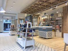 Vista de farmacia en Zarautz