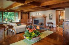 Contemporary Living Room - contemporary - living room - detroit