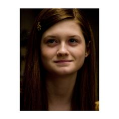Fuck Yeah, Bonnie Wright! :) ❤ liked on Polyvore featuring bonnie wright and harry potter