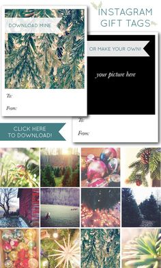 printable instagram gift tags (8)