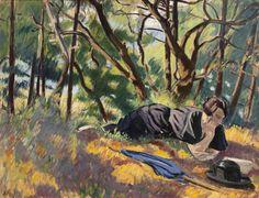 pintura de Jean Puy