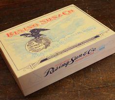 Rising Sun &Co. - The Dieline -