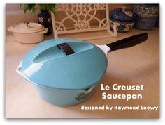 Saucepan Designed by Raymond Loewy