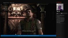 Chris Readfield in Resident Evil Chapter One