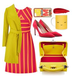 Mousetrap by cherieaustin on Polyvore featuring polyvore fashion style Windsmoor Prada Moschino Sisley clothing
