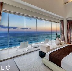 Home Design ( Villa Luxury, Dream Beach Houses, Awesome Bedrooms, Dream Bedroom, Master Bedroom, Nature Bedroom, Pool Bedroom, City Bedroom, Forest Bedroom