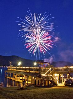 The Boardwalk restaurant is one of Lake George's best known restaurants. Take in gorgeous views of the lake while you enjoy the cuisine. The perfect setting for a rehearsal dinner or shower for your Lake George wedding.