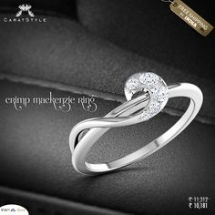 Timeless and Delicate Diamond Rings on Budget Friendly Price-Ahmedabad-Jewellery…