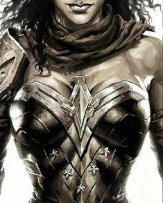 Wonder Woman - Lee Bermejo