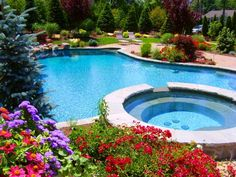 Pool Deck - Home and Garden Design Idea's