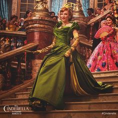 Disney Dreaming about all the dresses in #Cinderella