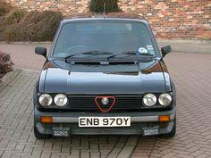 Alfa Romeo Alfasud Ti  I had the metallic grey version :)) #alfa #alfaromeo #italiandesign