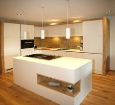 Modern kitchens at Gfrerer Kitchens in Goldegg Salzburg