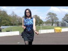 Black & Blue (Crossdresser / Transvestite) - YouTube