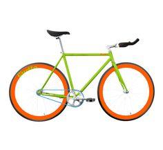 Vitaminwater win a Quella bike