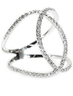 Jacquie Aiche diamond ring