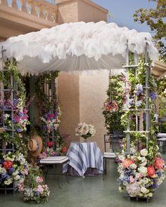 Summer Wedding Pavillion!