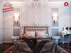 O boudoir remete à corte francesa. O local, separado do quarto de dormir e do banheiro, era usado por mulheres da alta sociedade para se vestir, se maquiar e conversar. Atualmente, a proposta deste espaço pode ser incorporada aos mais diversos ambientes, proporcionando uma atmosfera de romantismo e relaxamento.