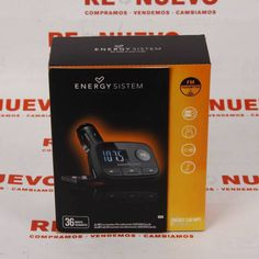 Energy car MP3 E270364 de segunda mano #mp3 #coche #energy