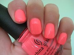 """Flip Flop Fantasy"" by China Glaze will have to try this color"