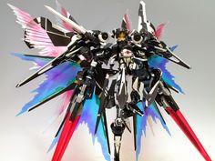 Busou Shinki x Gundam: Strike Freedom Onslaught Omen Gundam Musume - Gundam Kits Collection News and Reviews