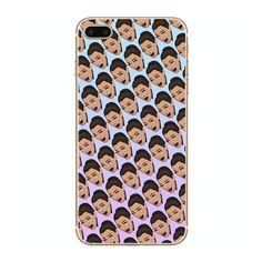 G120 kim kardashian kylie jenner transparent dur mince case couverture pour apple iphone 4 4s 5 5s se 5c 6 6 s 7 Plus dans Téléphone Sacs et Valises de Téléphones et Télécommunications sur AliExpress.com | Alibaba Group