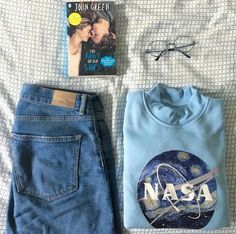 """USE THE CODE """"tylerdunmessedup"""" for 10% off of anything at soaesthetic shop! Like this adorable NASA / Starry night sweater! http://instagram.com/soaestheticshop"""