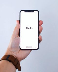 """7,619 Likes, 32 Comments - Apple Lifestyle   Inspiration (@appledsign) on Instagram: """"The new iPhone X just saying """"hello"""" to you! ____________ Source: @jakub.333 ____________ #hello…"""""""
