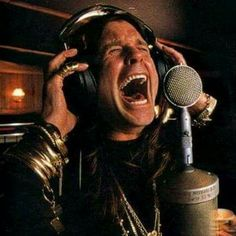 Ozzy Osbourne.......