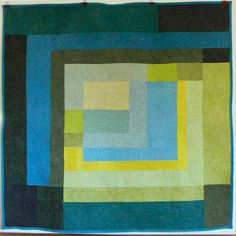 Color Pop Quilt Made to Order by quiltsbydesign on Etsy