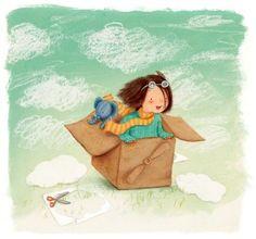 Resultado de imagem para Antonia Woodward illustrations