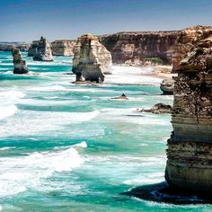 Driving along the great ocean road is an experience you'll never forget.  #Australia #Greatoceanroad #12apostles #Apostles #Roadtrip #Aussie #Victoria #Backpack #Backpacking #Backpacker #Travel #Traveling #Traveler #Wanderlust #Travelgram #Bucketlist #BackpackerBucketlist by backpackerbucketlist http://ift.tt/1ijk11S