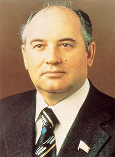 Mikhail Sergeyevich Gorbachev born 2 March 1931, former Soviet statesman, served as General Secretary of the Communist Party of the Soviet Union from 1985 until 1991. Gorbachev's policies and restructuring as well as summit conferences with United States President Ronald Reagan and his reorientation of Soviet strategic aims contributed to the end of the Cold War. He removed the constitutional role of the Communist Party in governing the state, and led to the dissolution of the Soviet Union.