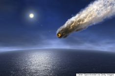 A Meteor Exploded With The Force Of An Atom Bomb Earlier This Month But No One…