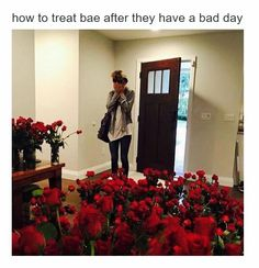 I would love to have all these roses one day.